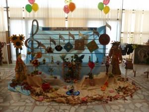 Мелодия вдохновения Центра детского творчества