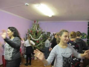 Рождественские посиделки Прметей